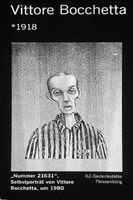8/2021: Nachruf der Stiftung Bayerische Gedenkstätten zum Tod von Vittore Bocchetta (1918-2021)