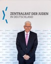 Die Stiftung gratuliert:  Verleihung des Verdienstordens an Dr. Josef Schuster