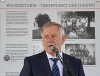 """""""Weg des Erinnerns"""" in Markt Indersdorf unter Teilnahme der Stiftung feierlich begangen"""